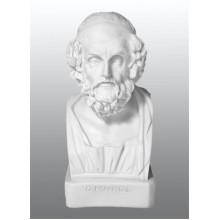 Бюст Гомера — Древнегреческого философа и поэта, высота 21 см