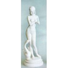 Статуэтка Леда и Зевс, 39 см