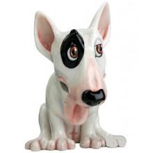 Скульптурка щенка Sykes
