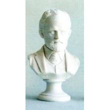 Бюст композитора Чайковского, 15 см