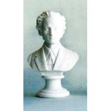 Бюст композитора Шопена, 15 см